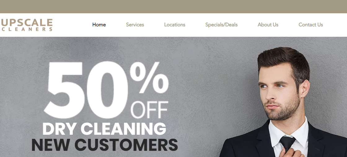 Upscale Cleaners