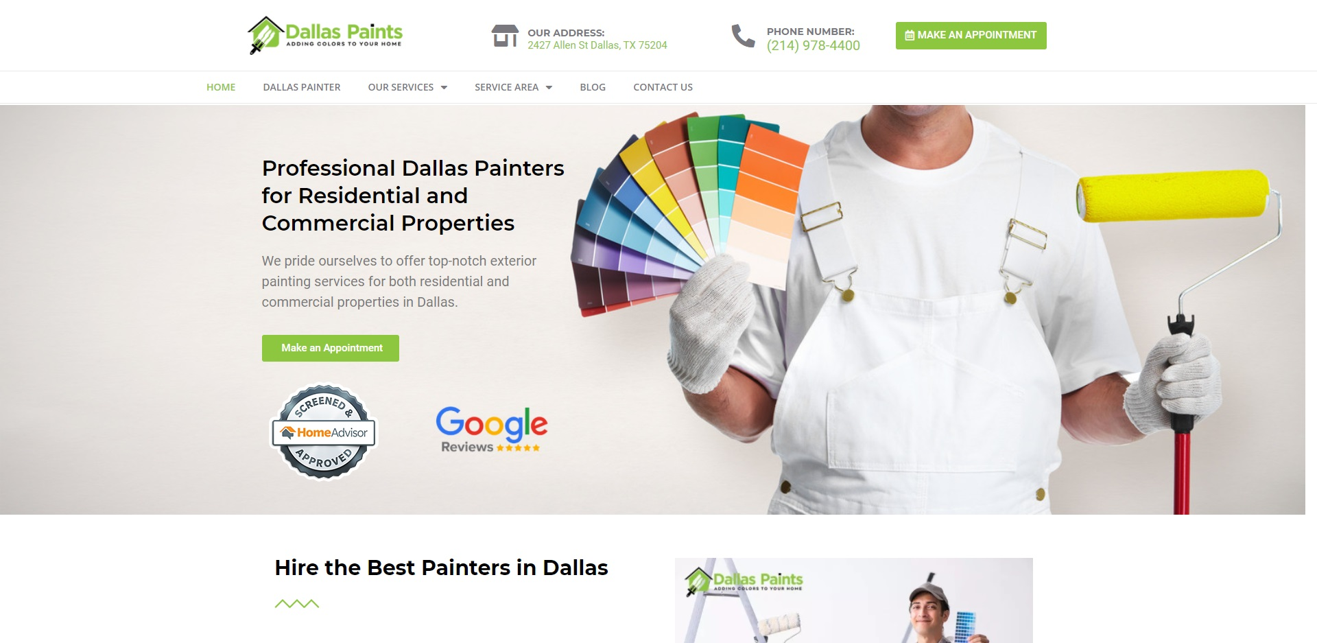 5 Best Painting in Dallas