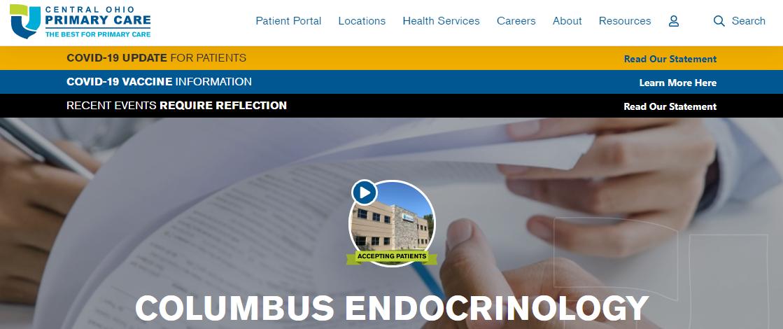 Columbus Endocrinology