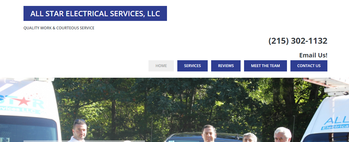 All Star Electrical Servcies, LLC