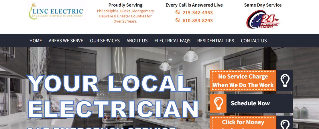 Linc Electric, Inc.