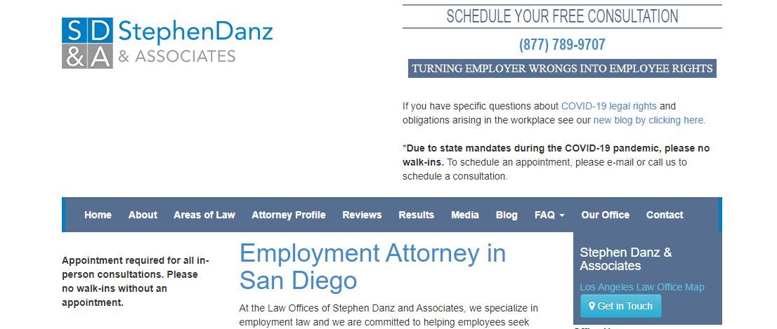 Stephen Danz and Associates