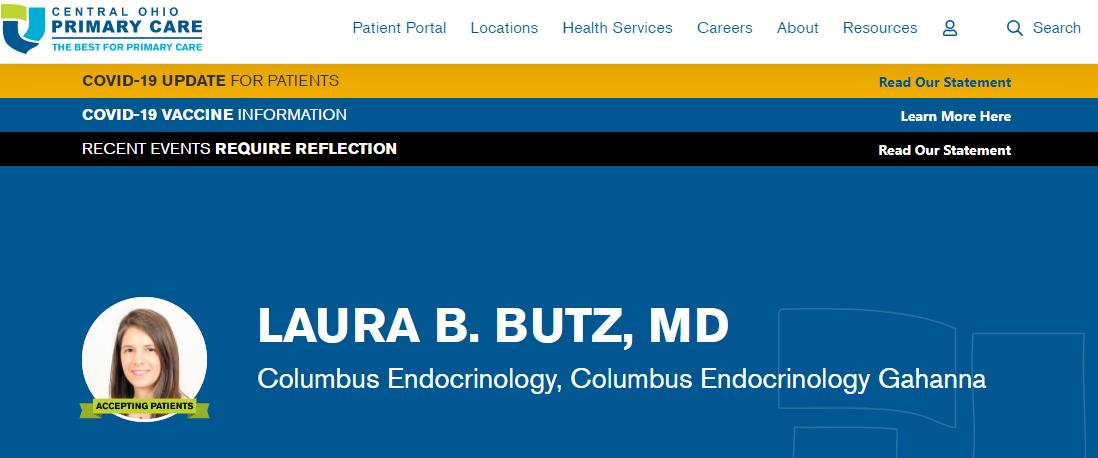 Laura B. Butz, MD