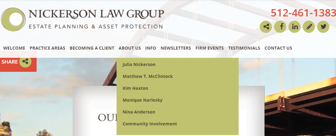 Nickerson Law Group