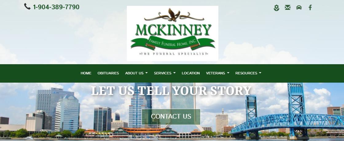 McKinney Family Funeral Home, Inc.