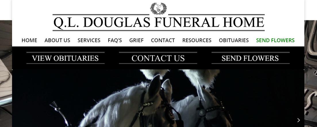 QL Douglas Funeral Home
