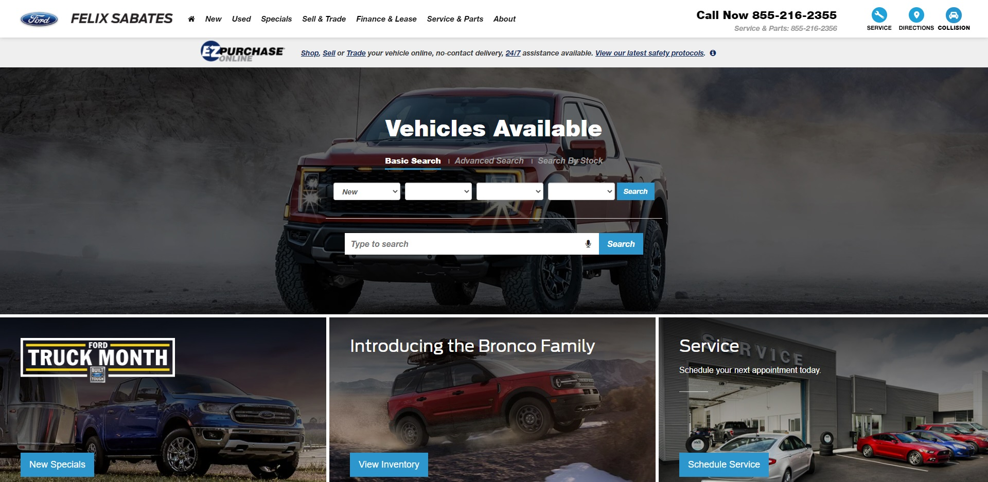 The Best Ford Dealers in Charlotte