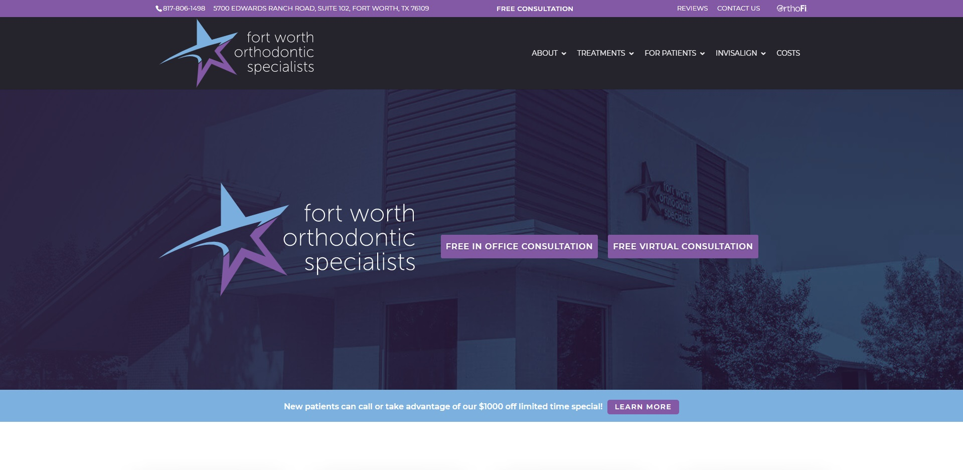 5 Best Orthodontists in Fort Worth