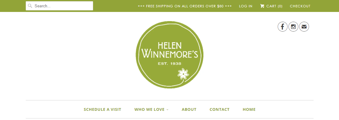 Helen Winnemore's