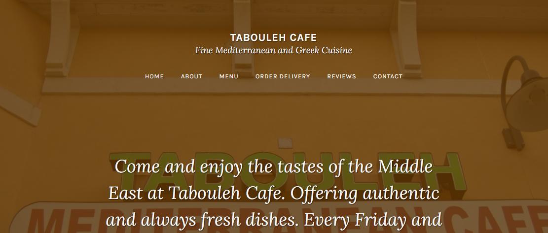 Tabouleh Cafe