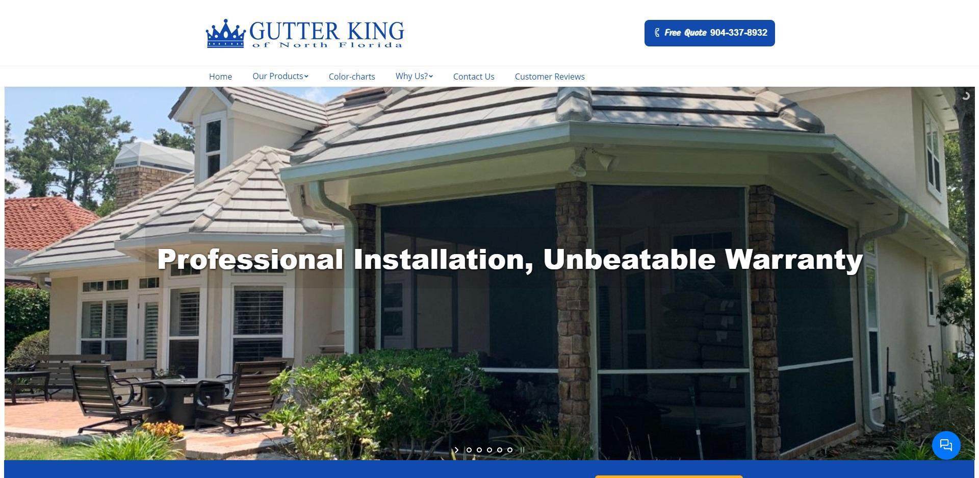 Best Gutter Installers in Jacksonville