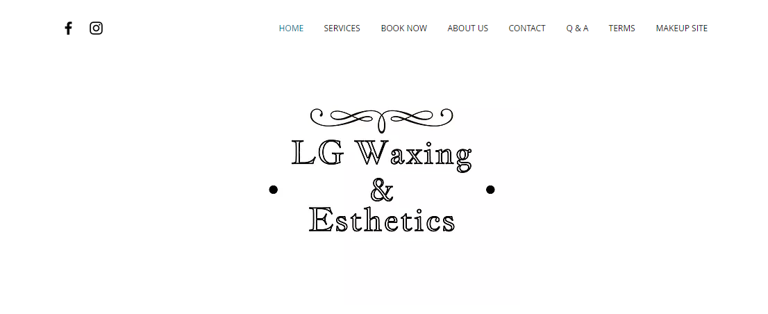 LG Waxing & Esthetics