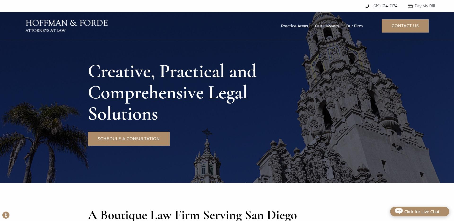 Best Property Attorneys in San Diego