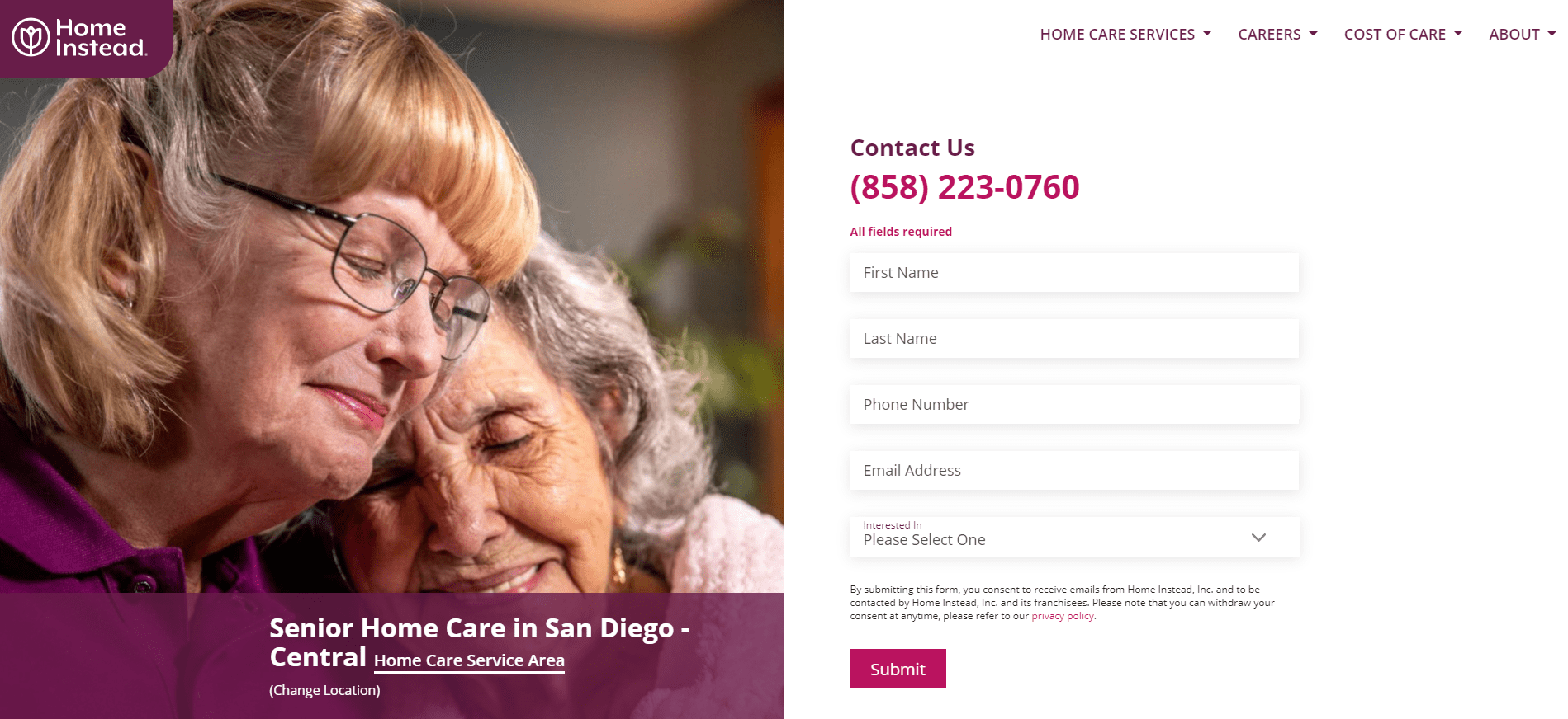 one of the best disability carers in san diego