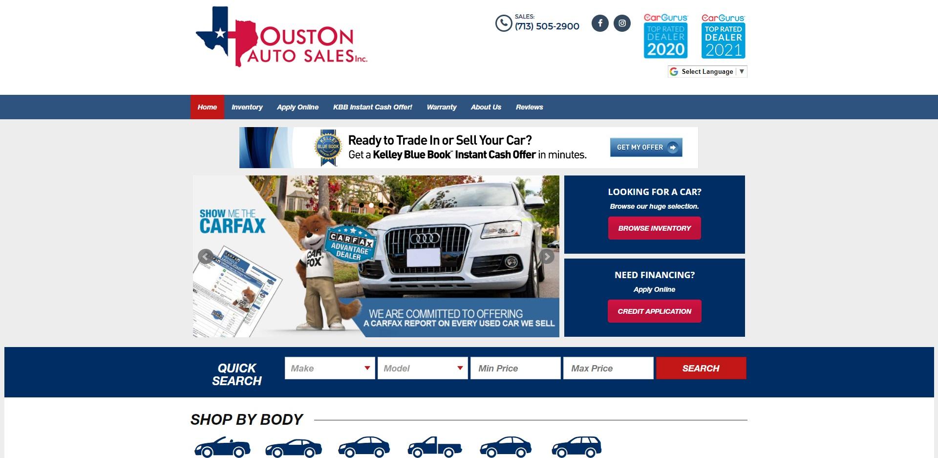 The Best Car Dealerships in Houston