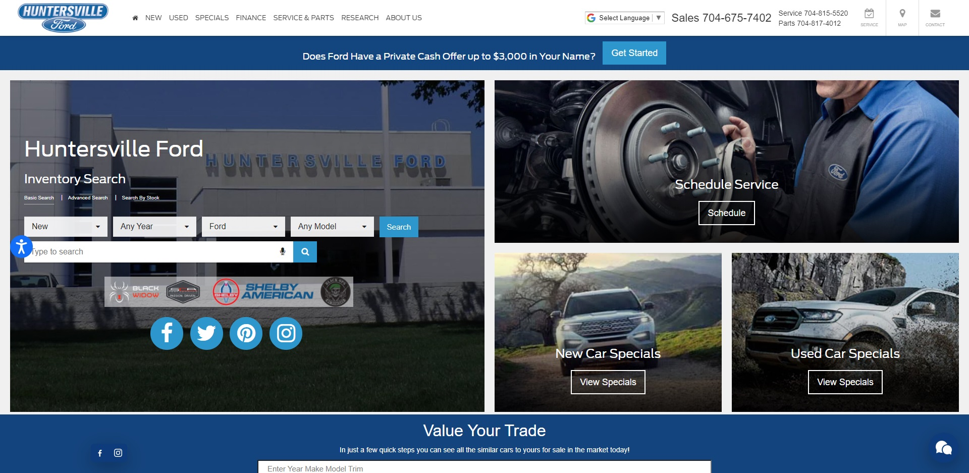 Charlotte's Best Ford Dealers