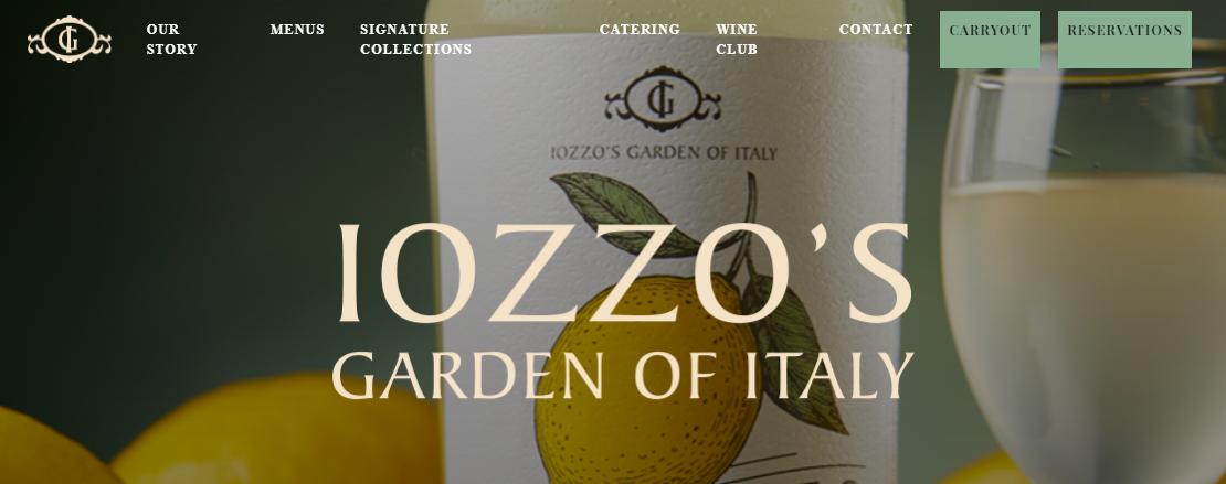 Iozzo's Garden of Italy