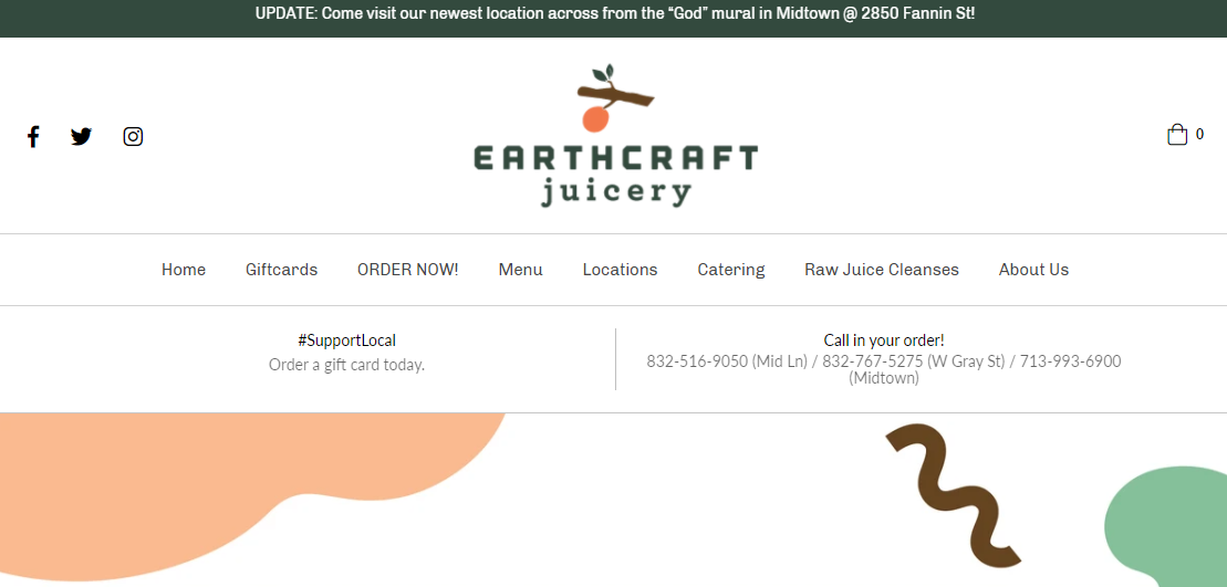 Earthcraft Juicery