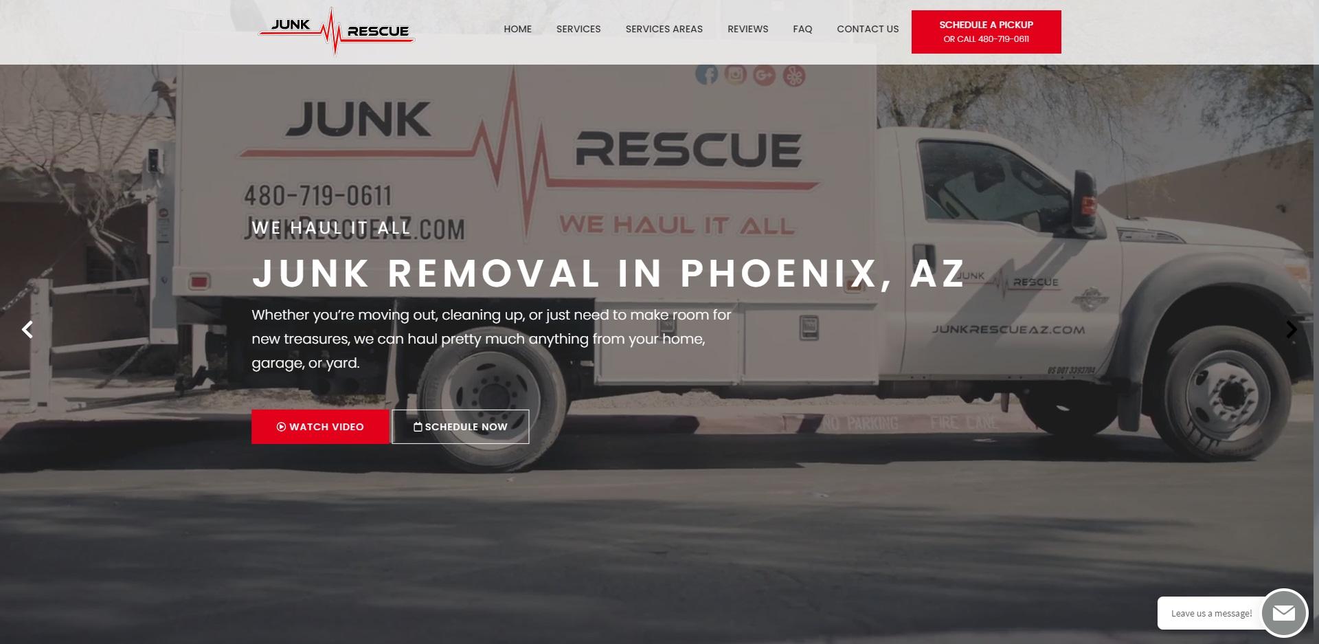 Phoenix's Best Rubbish Removal
