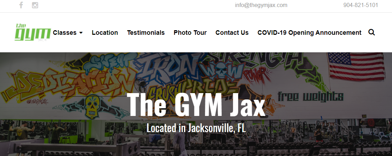 The Gym Jax