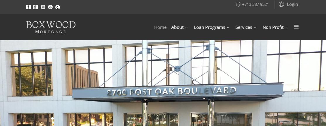 Boxwood Mortgage LLC