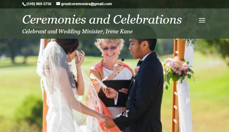 Ceremonies and Celebrations