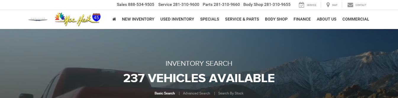 premium Jeep dealers in Houston,TX