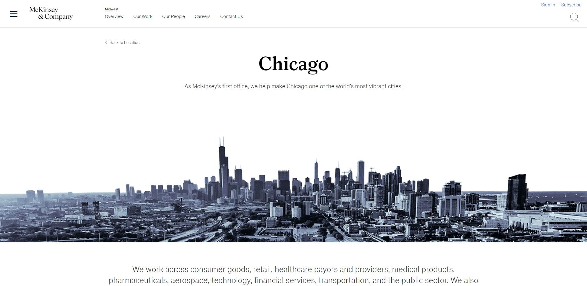 Best Business Management in Chicago