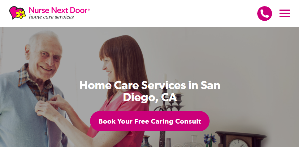 best disability carer in san diego