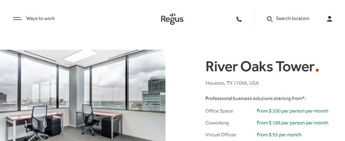 River Oaks Tower
