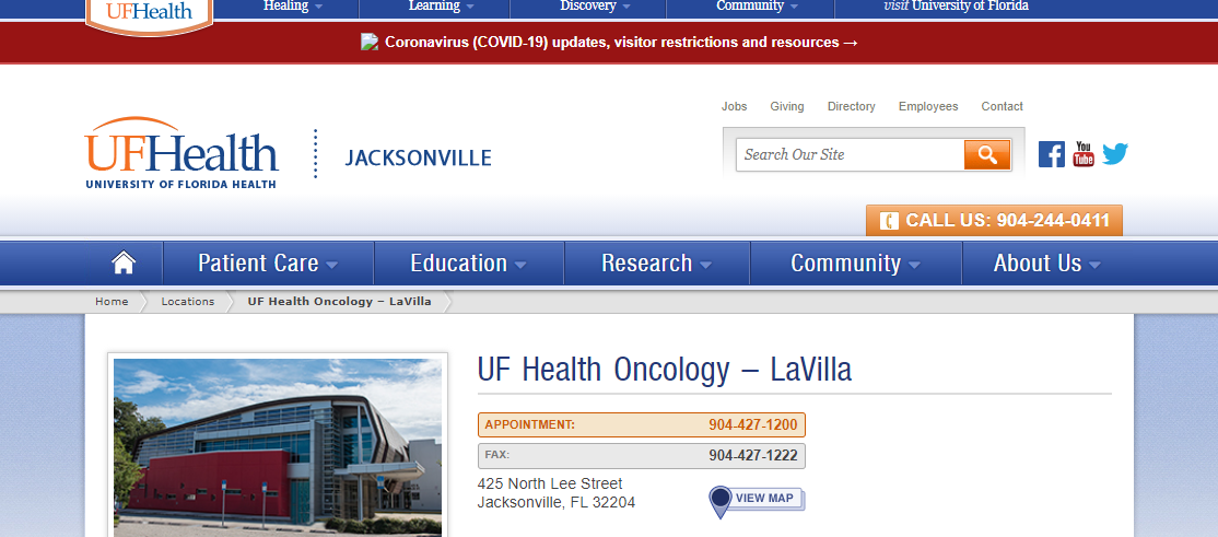 UF Health Oncology