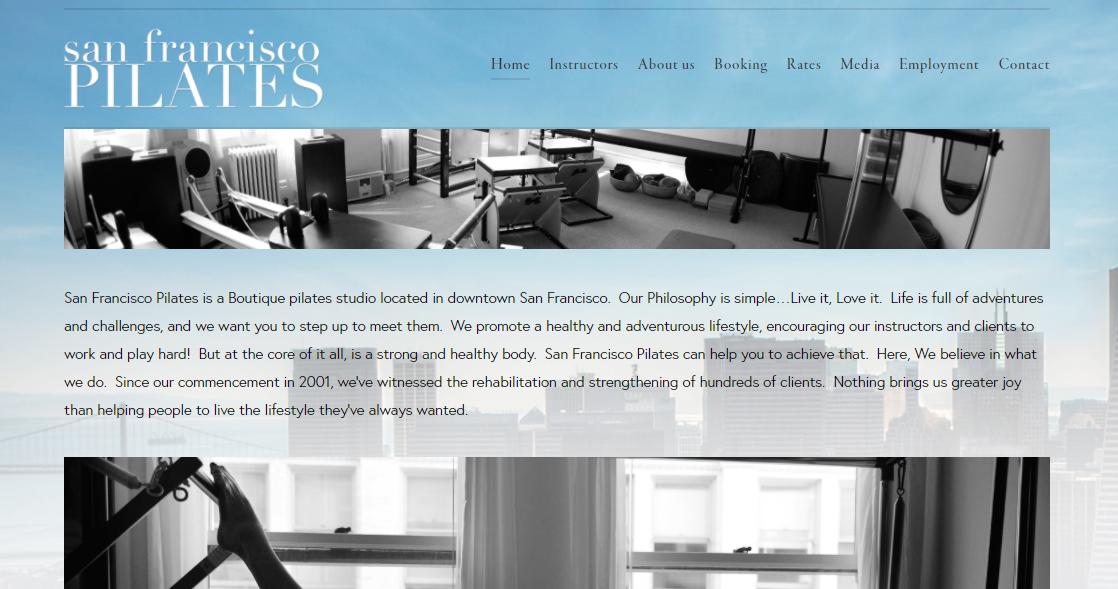 San Francisco Pilates