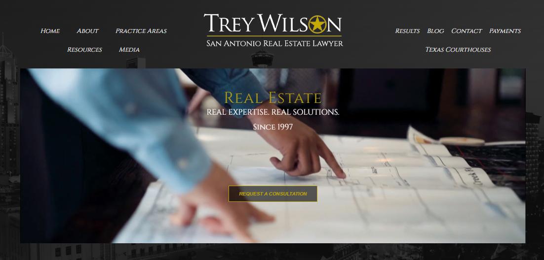 Trey Wilson