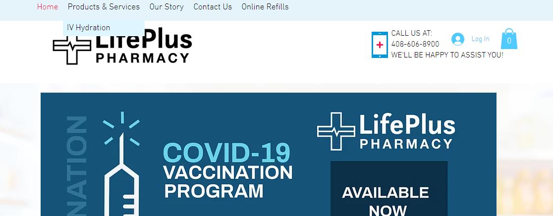 LifePlus Pharmacy