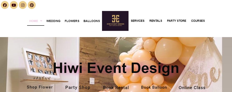Hiwi Event Design