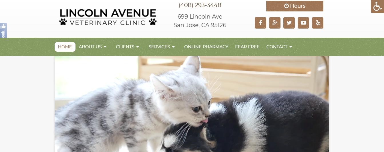 Lincoln Avenue Veterinary Clinic