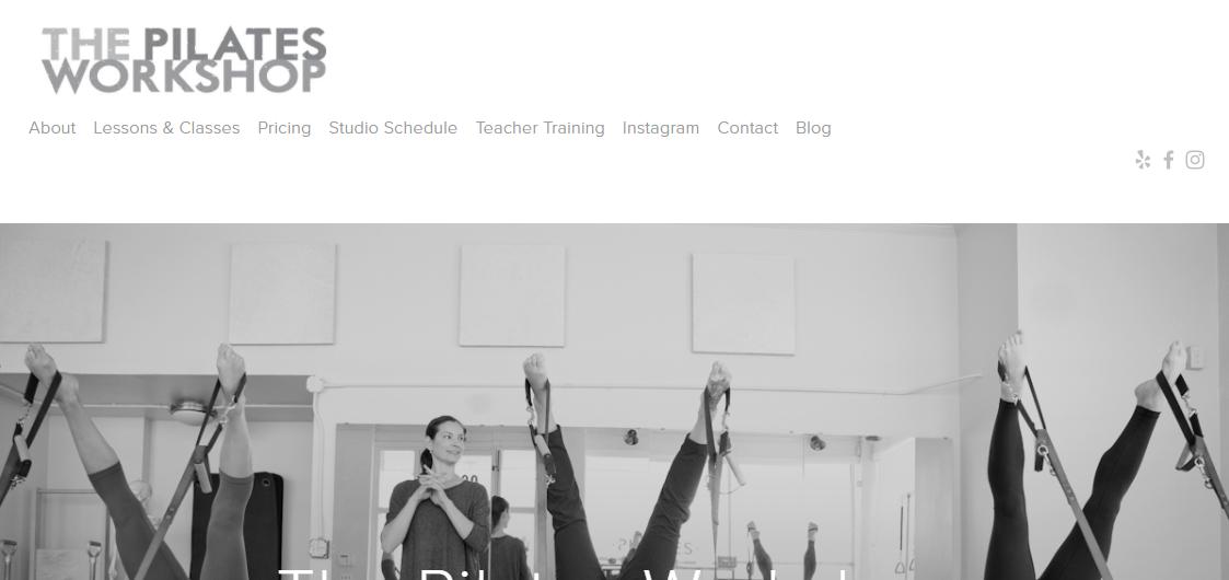 The Pilates Workshop