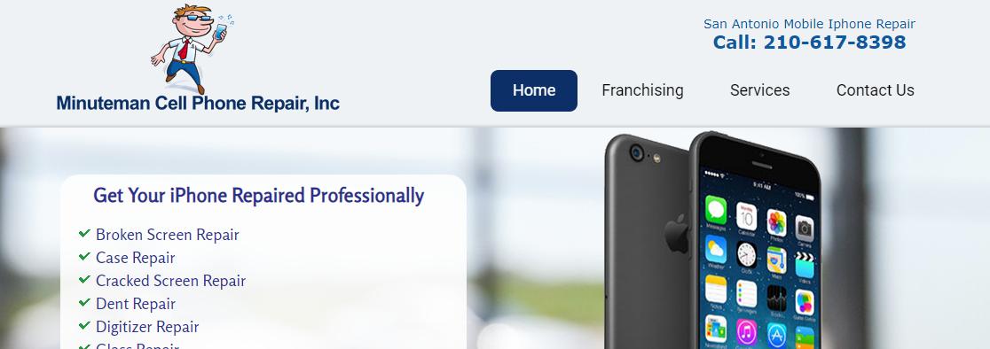 Minuteman Cell Phone Repair, Inc.