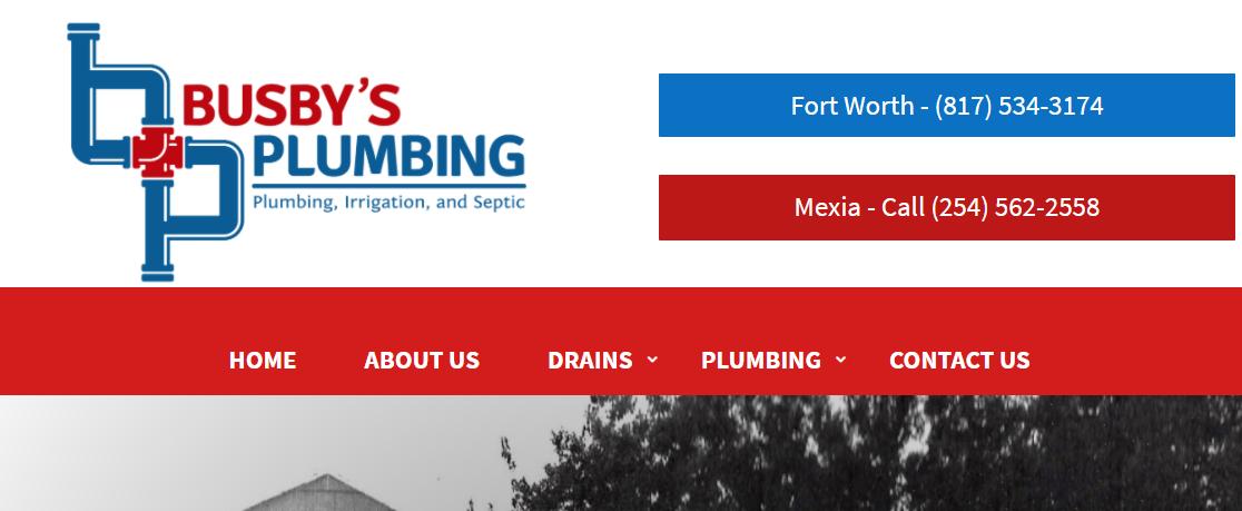Busby's Plumbing