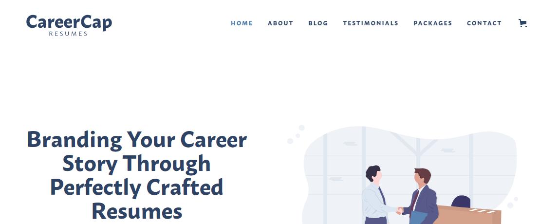 CareerCap Resumes