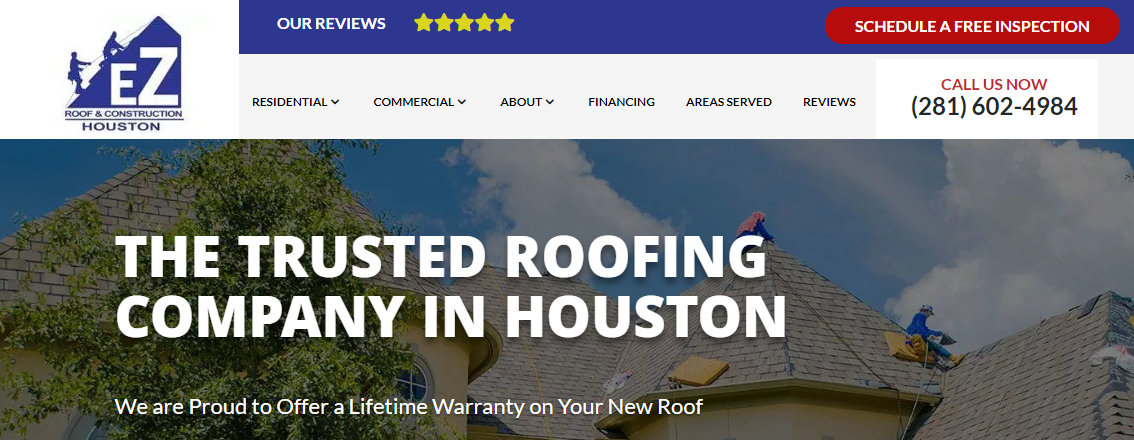 EZ Roof and Construction
