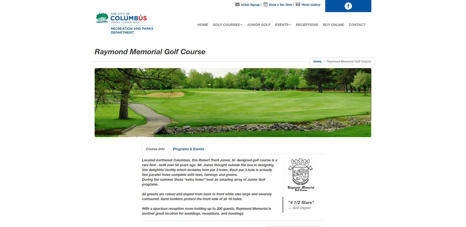 Best Golf Courses in Columbus