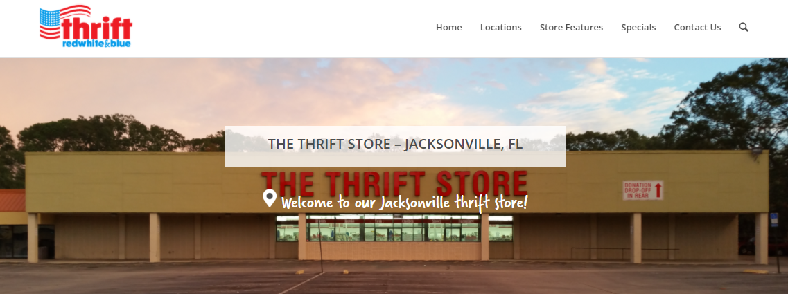 The Thrift Store