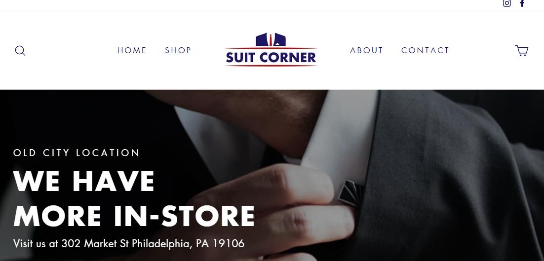 Suit Corner, Inc.