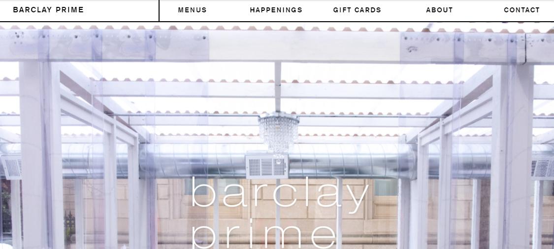 Barclay Prime