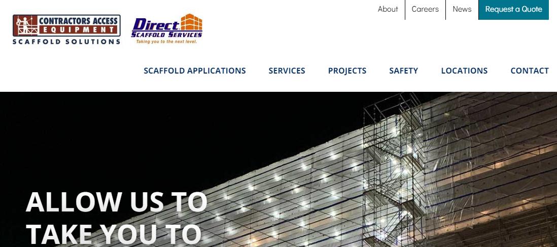 Contractors Access Equipment