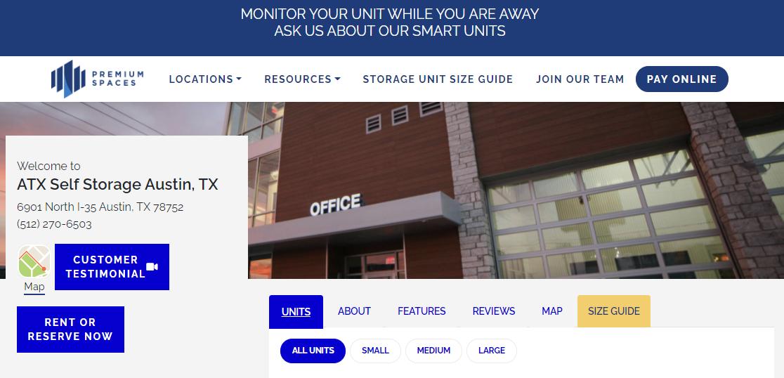 ATX Self Storage