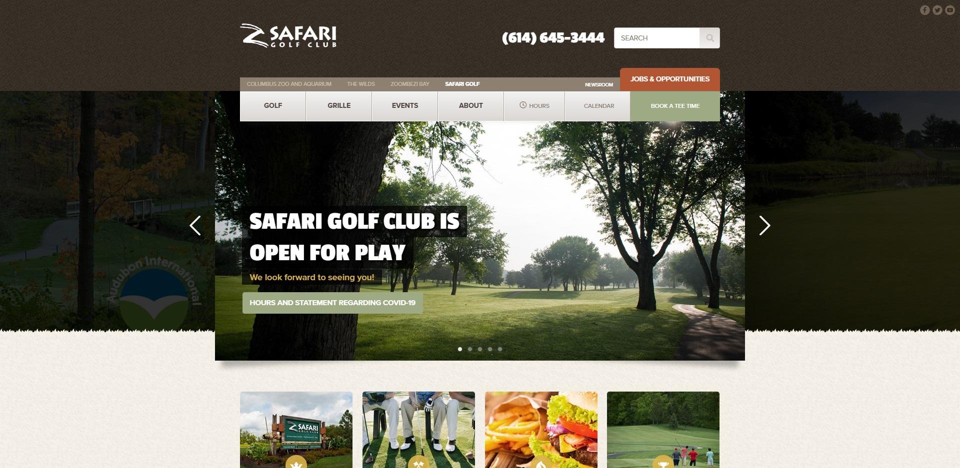 Columbus Best Golf Courses