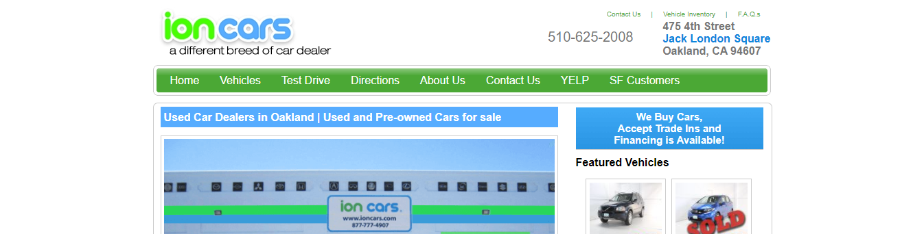 quality used cars in San Francisco, CA