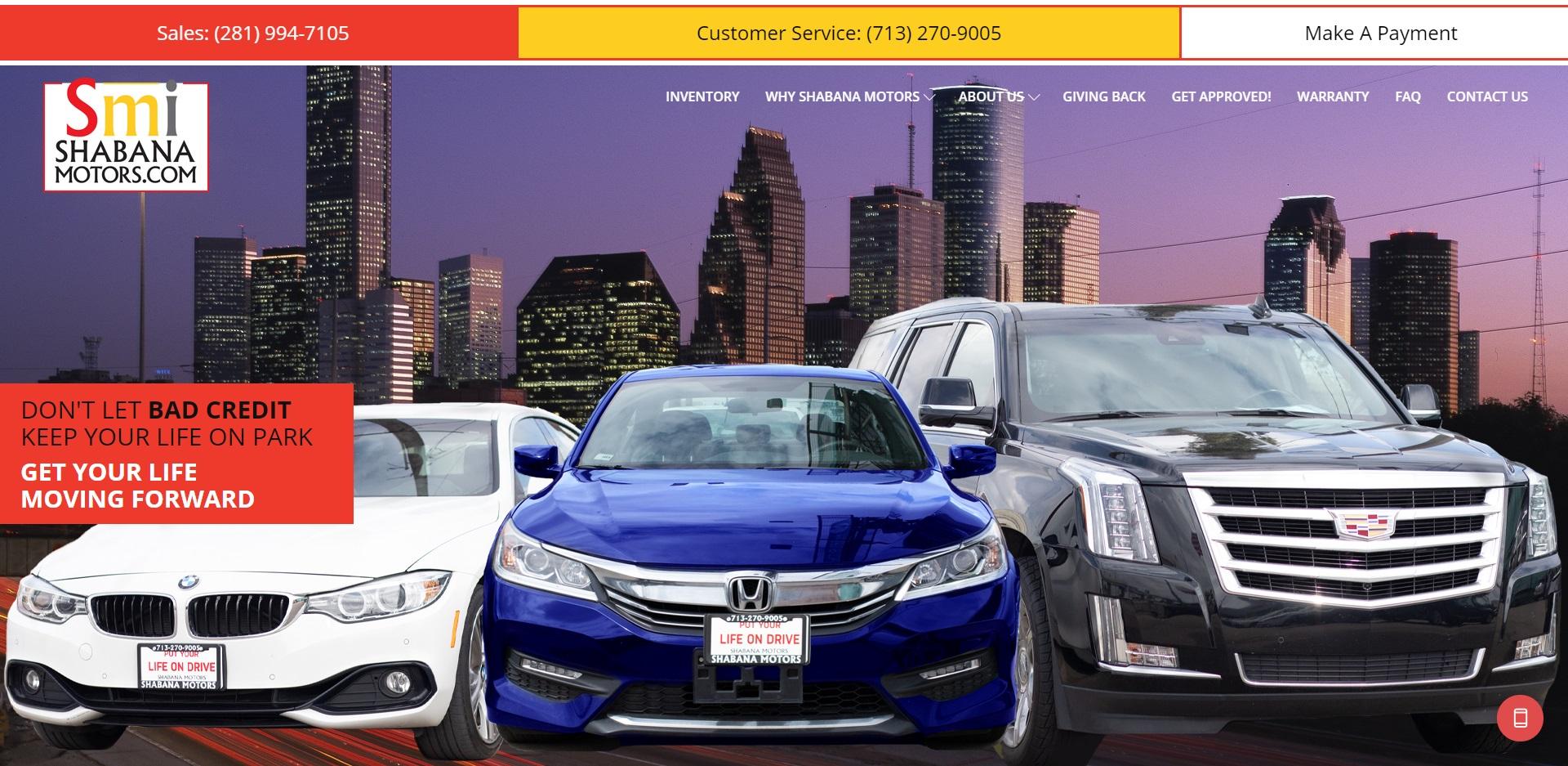 Best Car Dealerships in Houston